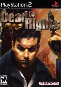 Dead To Rights PS2 ISO