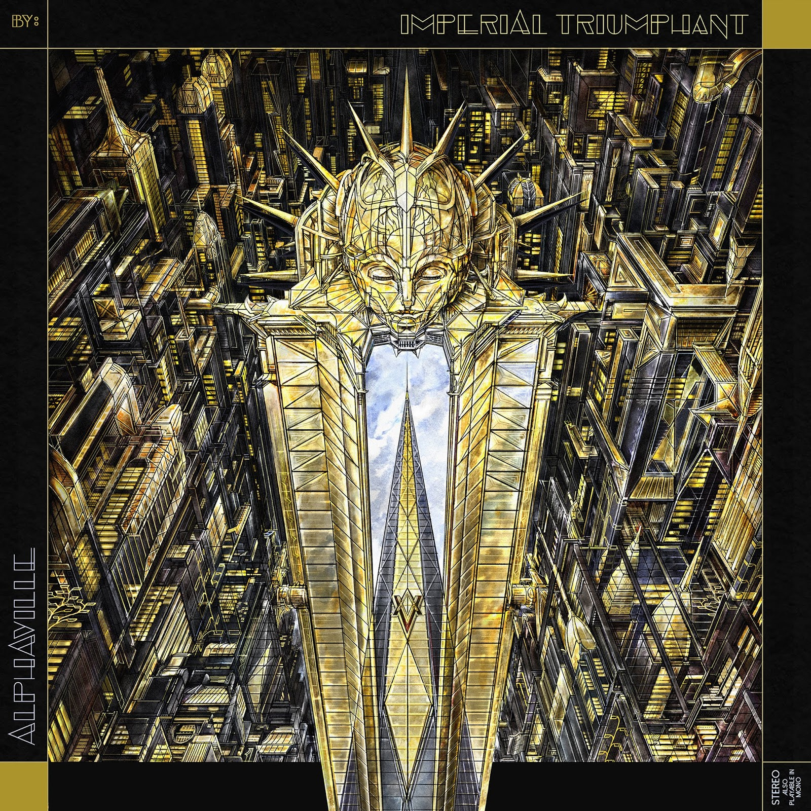 Imperial Triumphant cover art