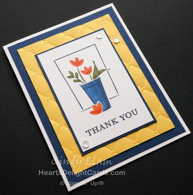 Heart's Delight Cards, Just Because, Occasions 2019, Thank You, Stampin' Up!