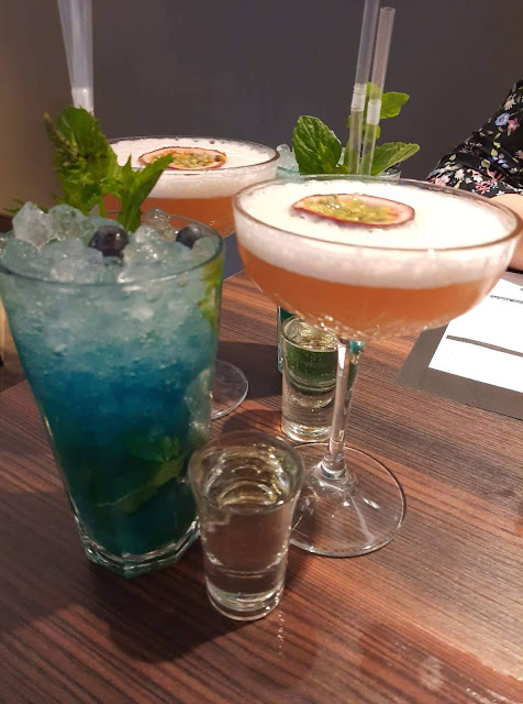 The Best Cocktail Happy Hour Deals in Newcastle  : The Hudson Cocktails