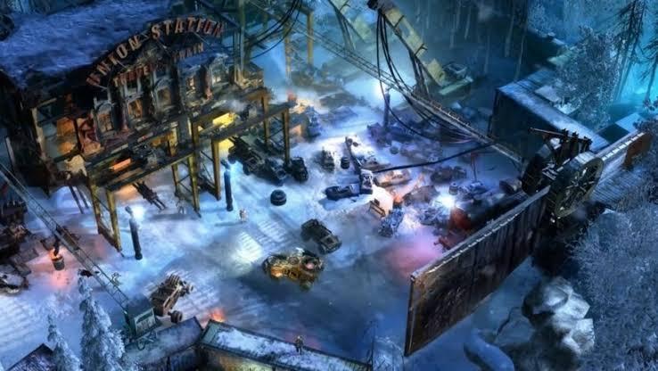 Wasteland 3/inXile Entertainment/Reprodução