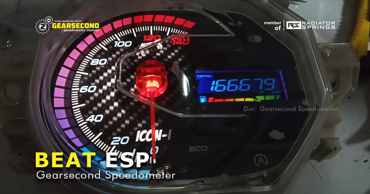 Jual Speedometer Motor Custom