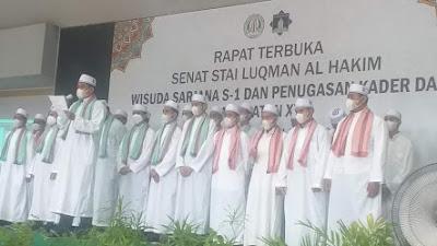'The Leader University' STAIL Kirim 35 Lulusan ke Penjuru Nusantara