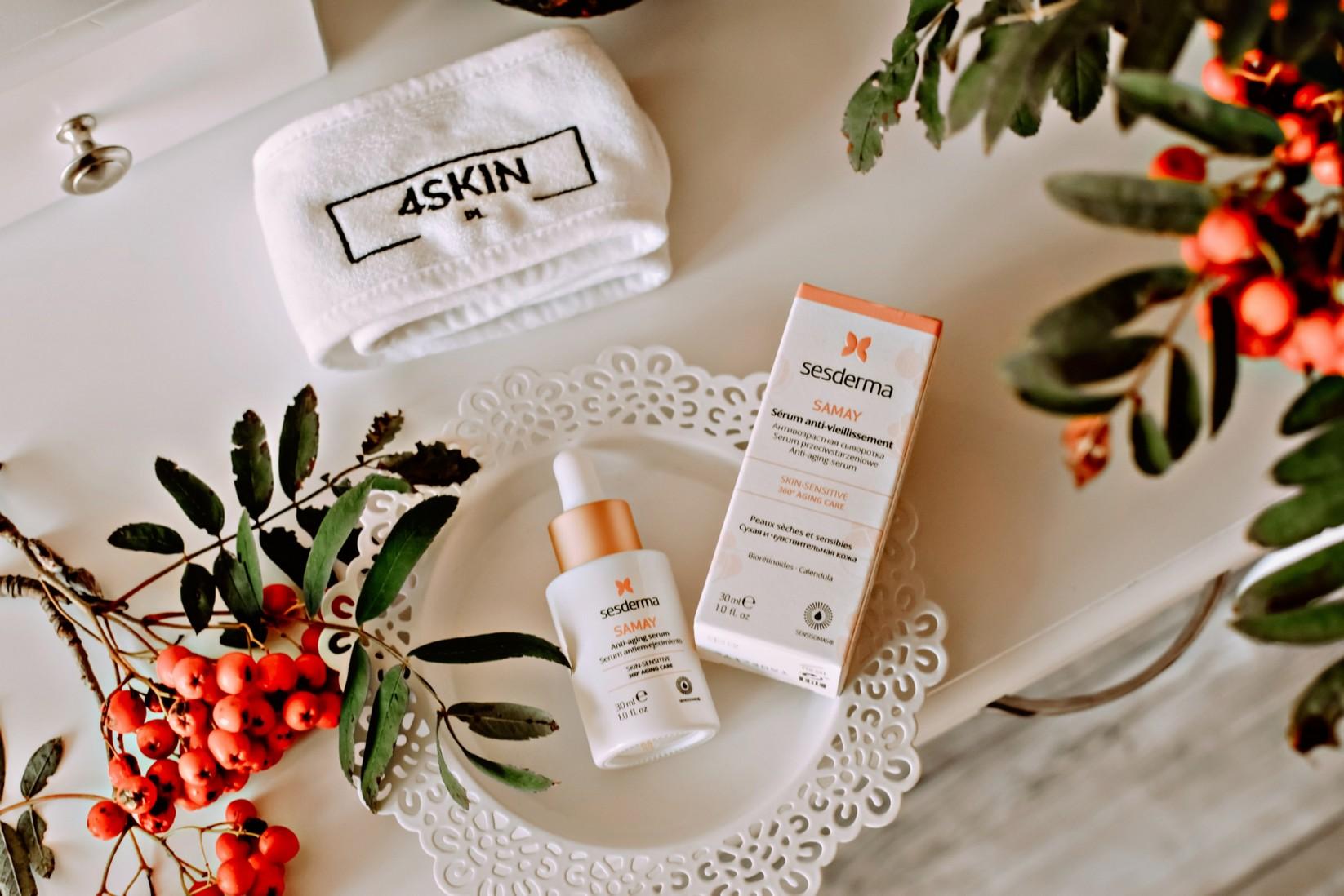 serum Samay Anti- Aging SESDERMA