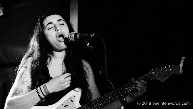 Camp Cope at Hard Luck Bar on June 10, 2018 Photo by John Ordean at One In Ten Words oneintenwords.com toronto indie alternative live music blog concert photography pictures photos