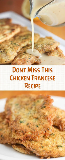 Dont Miss This Chicken Francese Recipe