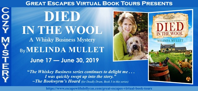 FEATURED AUTHOR: MELINDA MULLETT