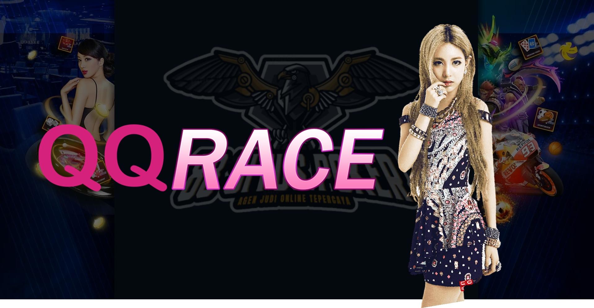 QQrace Situs Slot Online Terpercaya 2020