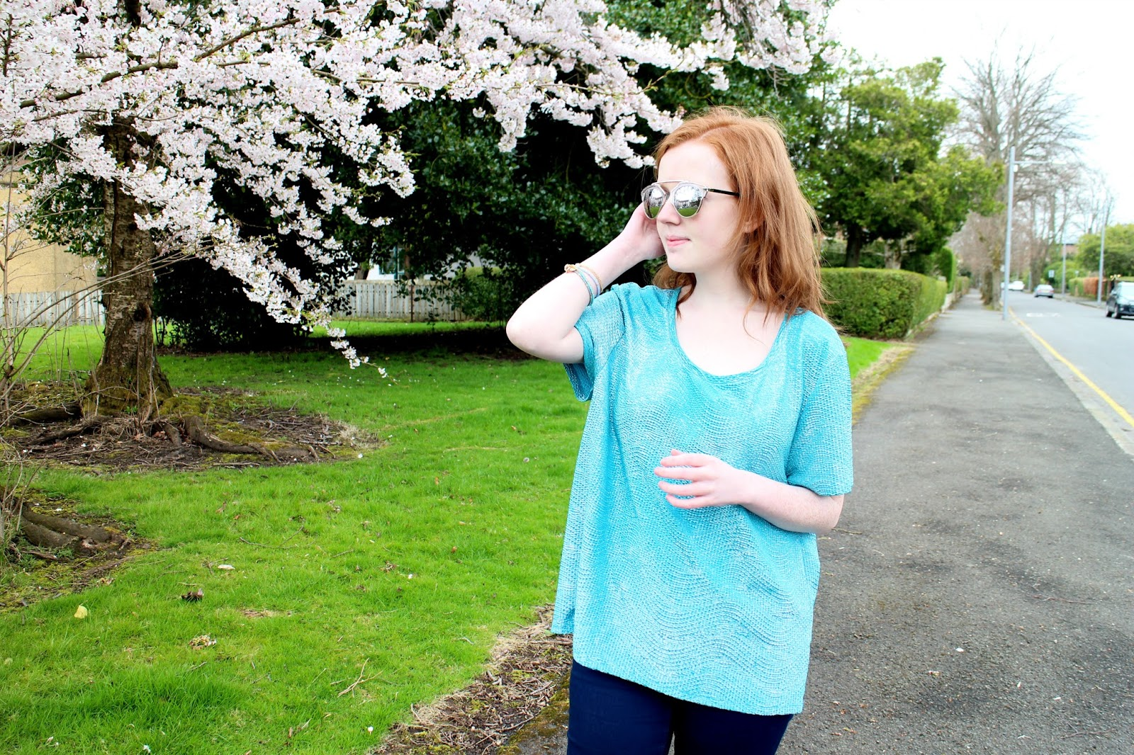 Scottish Blogger Redhead Fashion Blog