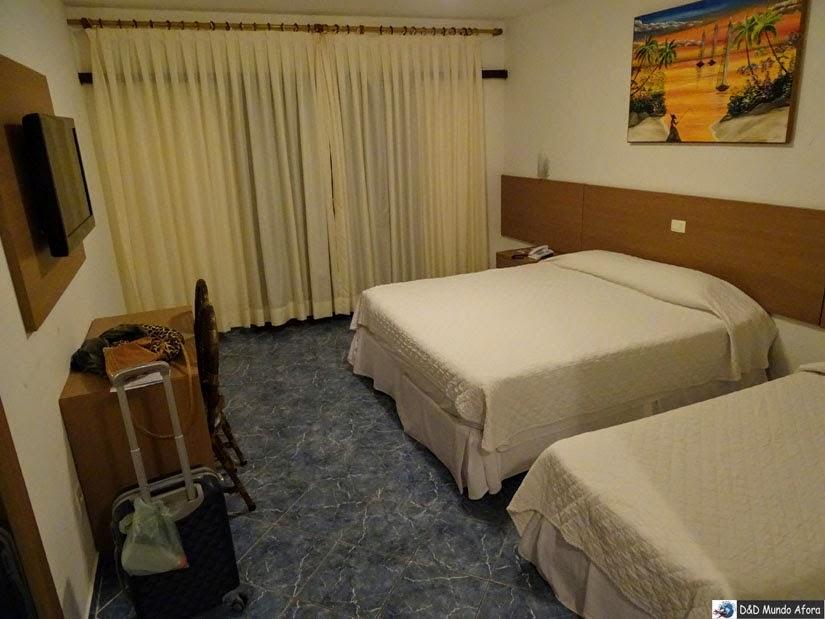 Onde ficar em Natal (RN) - acomodação do D Beach Resort