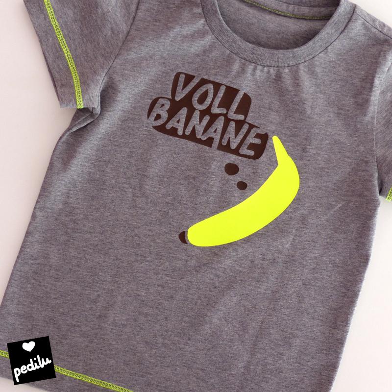 Plotterdatei Fruchtig und frech – Banane!