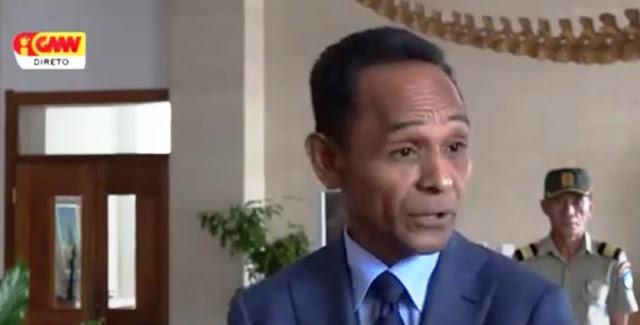 Ministro timorense garante que Governo não está envolvido em rusga à filha de Xanana