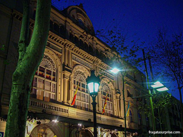 Gran Teatre del Liceu, Ramblas de Barcelona