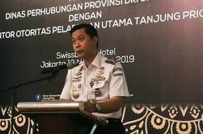 OP Tanjung Priok Dan Dishub DKI Akan Lakukan Penataan Usaha Bongkar Muat