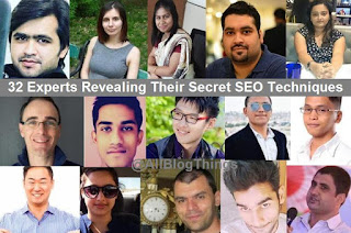 32 Experts Revealing Their Secret SEO Techniques