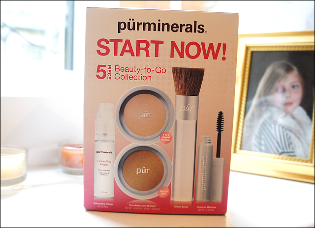Pür Minerals 5-Piece Start Now Kit from M&S Review