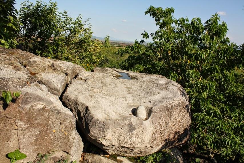 Piedra Campana - Leyenda de Mexico