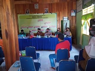 Jalin Silaturahmi, Kapolsek Enrekang Lakukan Tatap Muka Dengan Masyarakat Desa Cemba