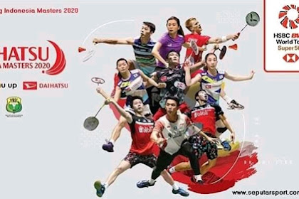 Drawing Indonesia Masters 2020