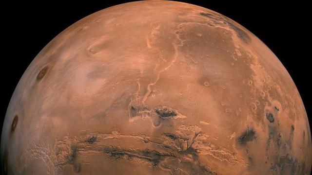 Marte/Nasa/Reprodução