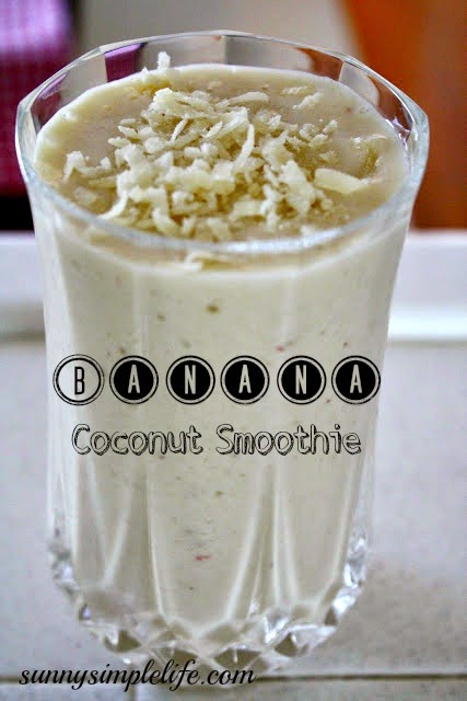 easy smoothie recipe, breakfast smoothie
