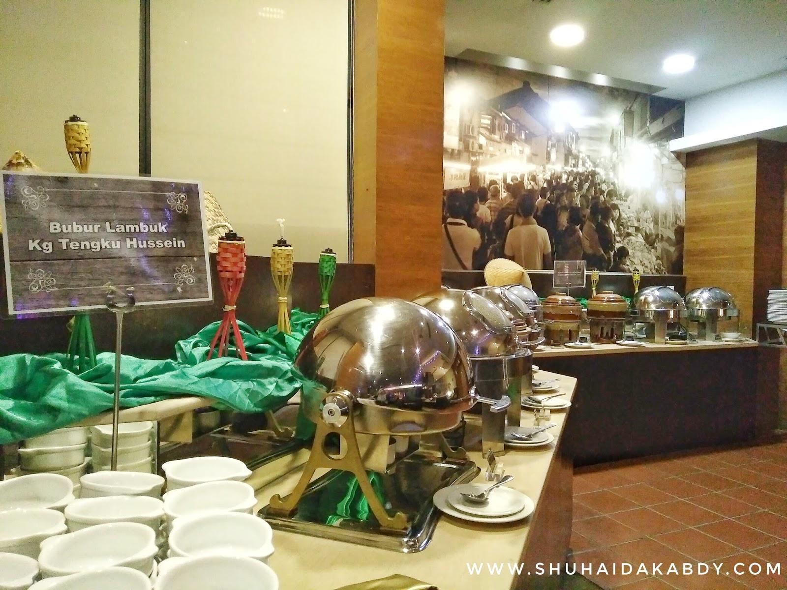 Ramadhan Buffet Juadah Warisan di Pacific Regency Hotel Suites