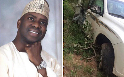 Fayose's Brother Involved In Auto Crash As Family Links It To Politics
