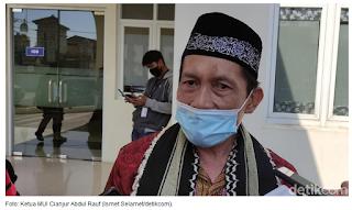 Soal Kawin Kontrak, MUI Cianjur: Nikahnya Tak Sah-Hanya Pembenaran