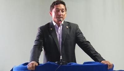 VEREADOR MARKONY APRESENTA PROJETO DE LEI PROPONDO REFORMULAÇÃO DA LEI DO BOMPREV