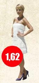 Cuánto mide Francisca García-Huidobro