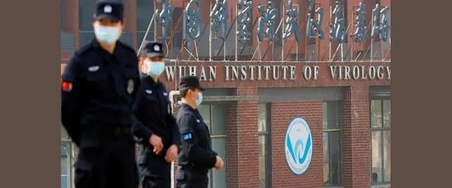 Corona virus spread from Chinese laboratories!