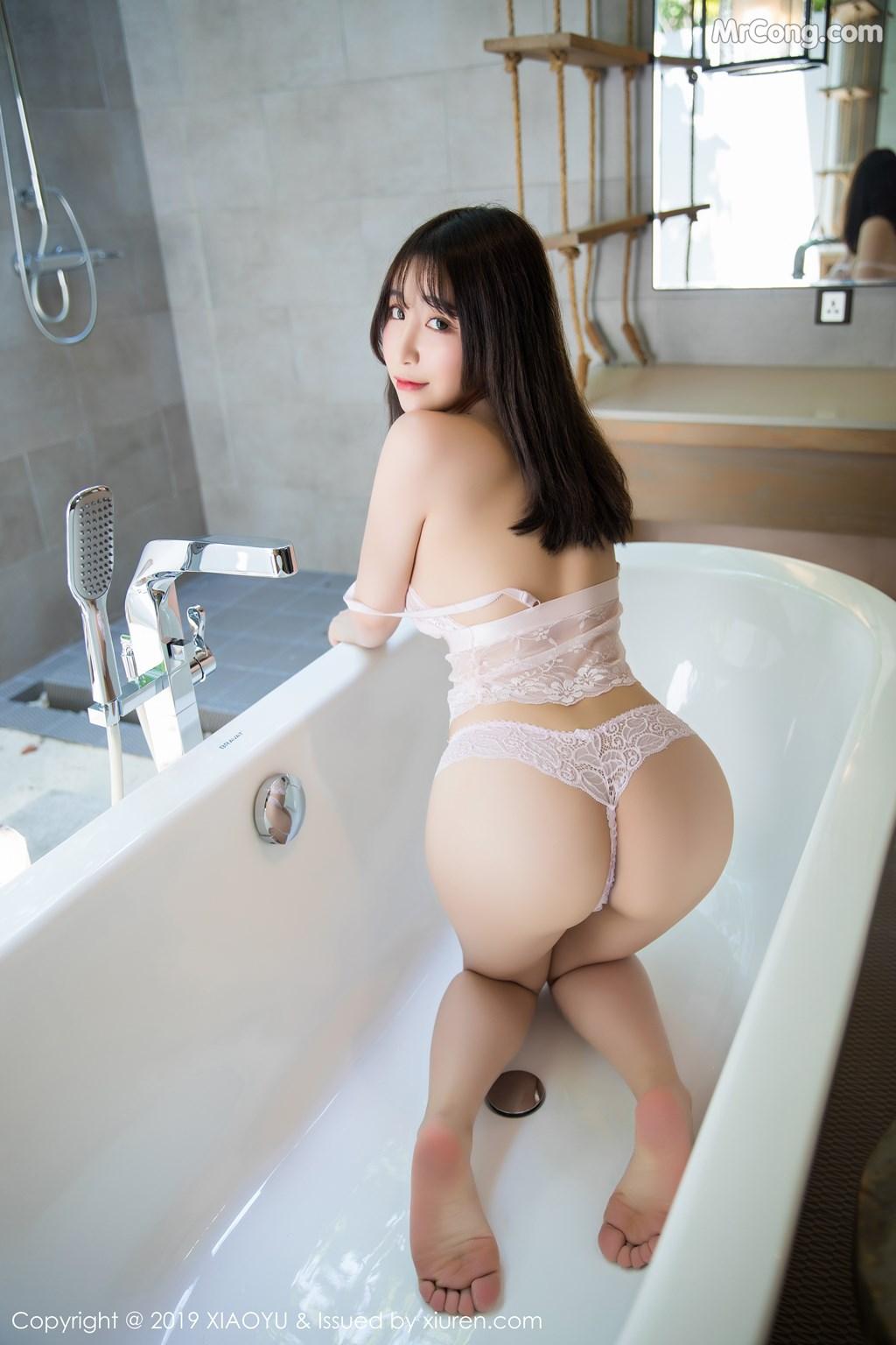 Image XiaoYu-Vol.147-Cherry-MrCong.com-050 in post XiaoYu Vol.147: 绯月樱-Cherry (66 ảnh)