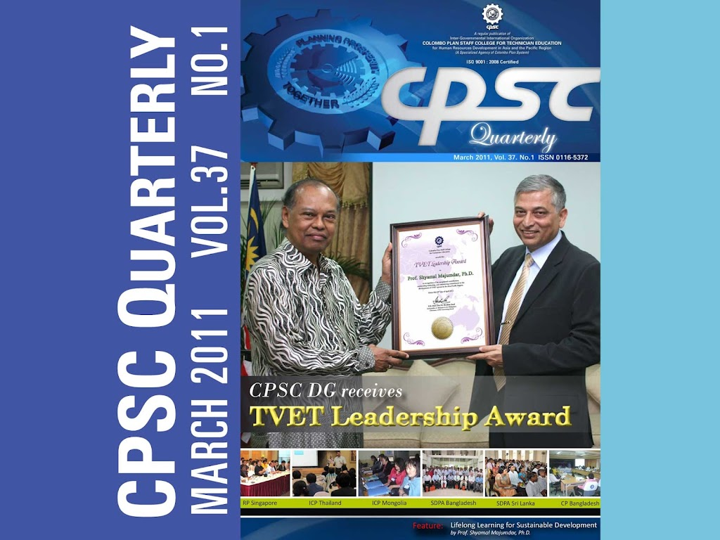 CPSC Quarterly March 2011