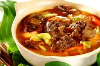 Resep Masakan Tongseng Daging Sapi Lezat