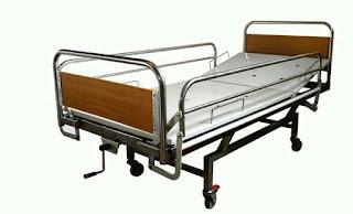 harga tempat tidur rumah sakit 1 engkol