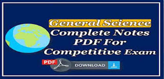 Best Book for General Science for Competitive Exams