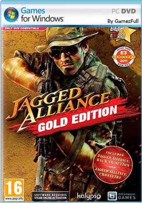 Jagged Alliance Collector's Bundle PC Full Español