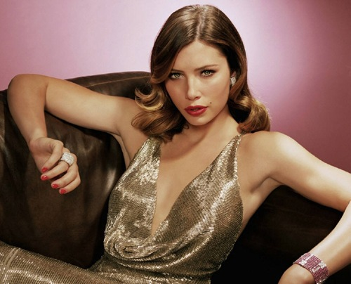 Topless Actress Jessica Biel Naked Pic