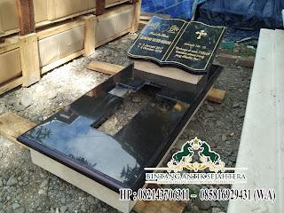 Makam Bayi Kristen Minimalis