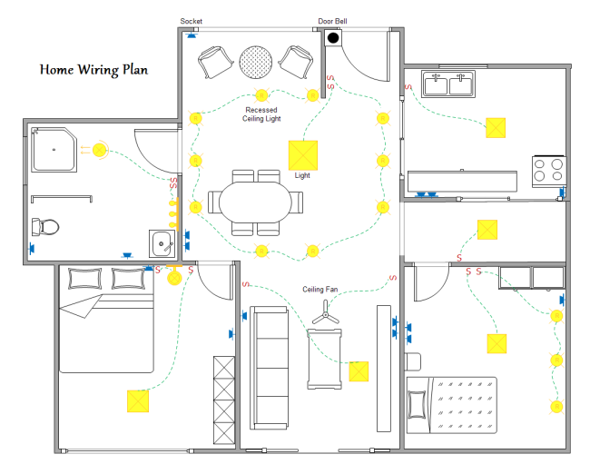 Beginner's Guide to Home Wiring Diagram