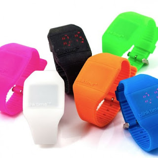 Features of Blink Watch