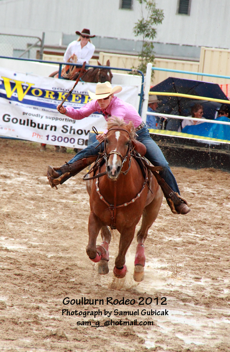 Goulburn Rodeo Club Events