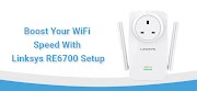 Boost Your WiFi Speed With Linksys RE6700 Setup