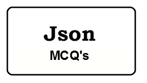 JSON Multiple Choice Questions And Answers