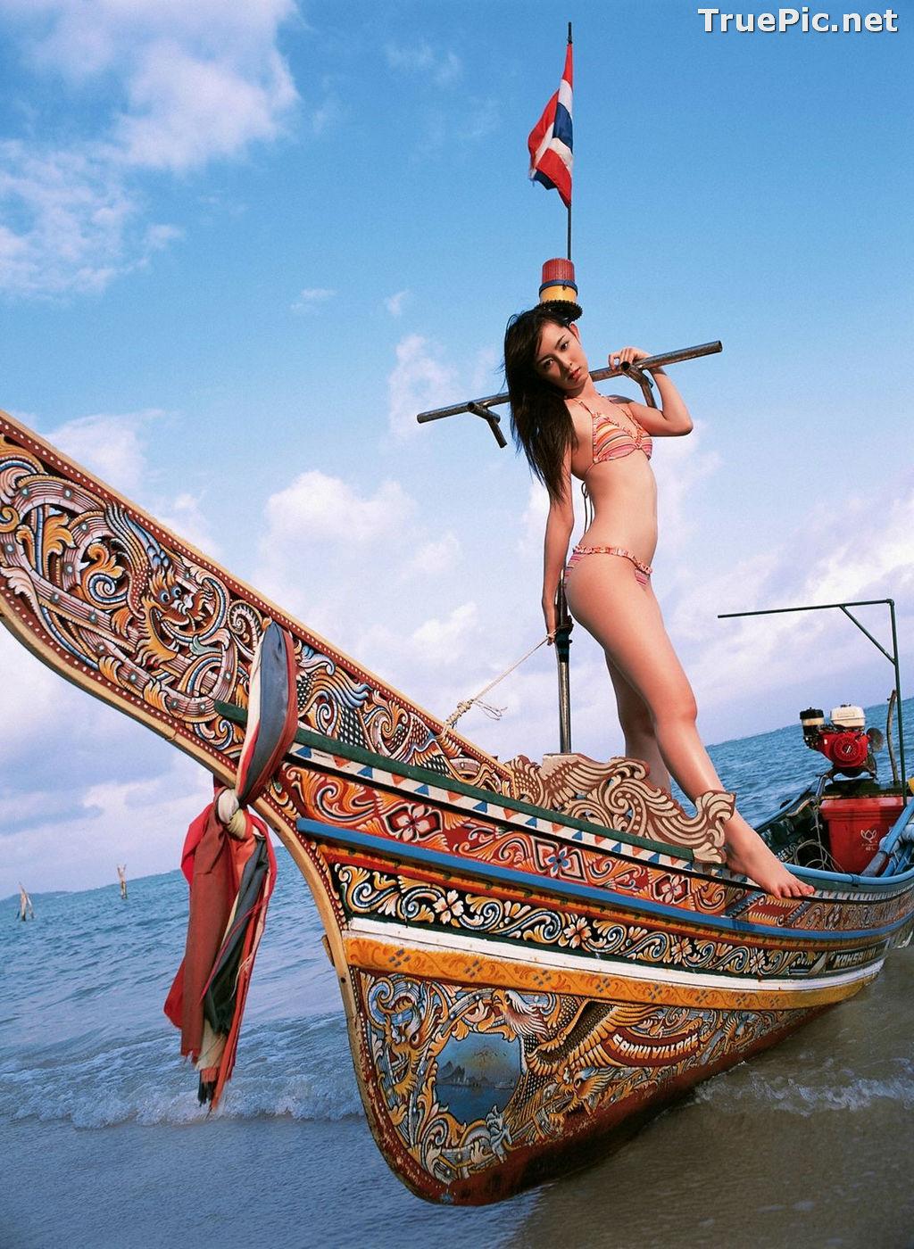 Image YS Web Vol.215 – Japanese Actress and Gravure Idol – Akiyama Rina - TruePic.net - Picture-4