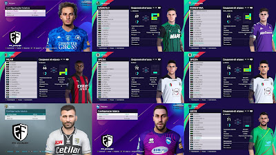 PES 2021 Facepack Serie A Vol 5