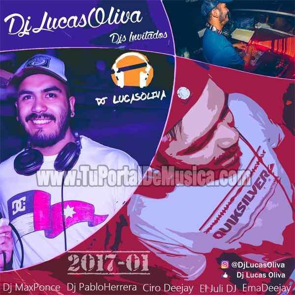 Dj Lucas Oliva Volumen 1 (2017)