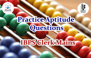 Aptitude (Simplification) - IBPS Clerk