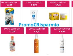 Logo In Farmacia : stampa e risparmia con 50 buoni sconto