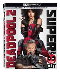 Film Action Deadpool 2 2018